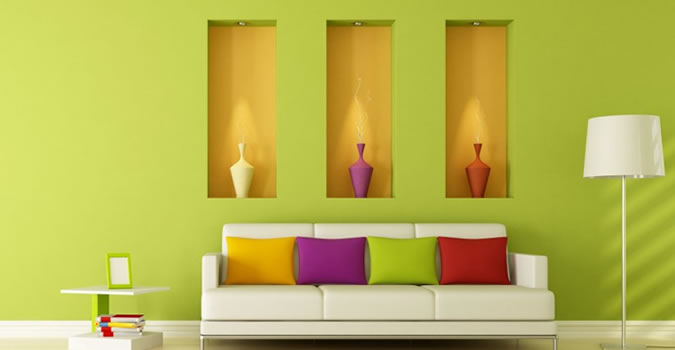 Interior Design Painting in Chicago